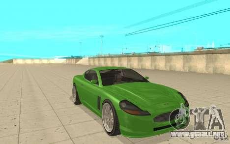 Super GT de GTA 4 para GTA San Andreas