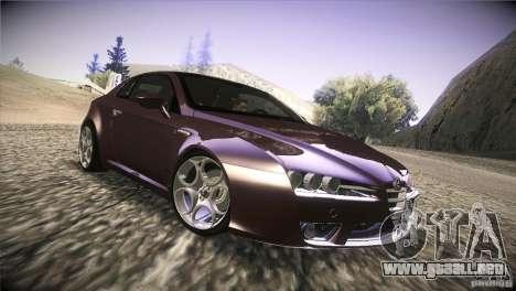 Alfa Romeo Brera Ti para GTA San Andreas