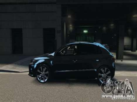 Volkswagen Gol G6 para GTA 4 left