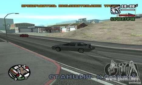 Deriva-Drift para GTA San Andreas