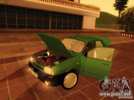 Dacia 1310 L Sport para vista lateral GTA San Andreas