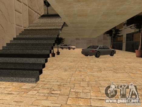 San Fierro Car Salon para GTA San Andreas sexta pantalla