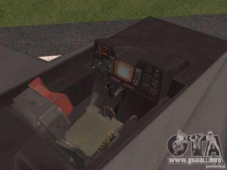 F302 para visión interna GTA San Andreas