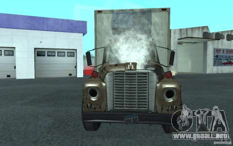 International Harvester Loadstar 1970 para visión interna GTA San Andreas
