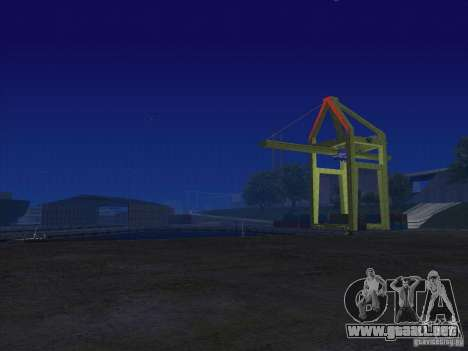 Nuevo Timecyc para GTA San Andreas séptima pantalla