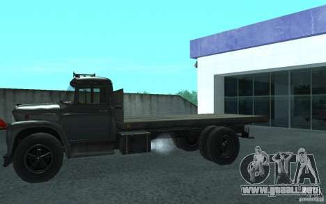 International Harvester Loadstar 1970 para vista lateral GTA San Andreas