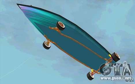 Hot-Boat-Rot para visión interna GTA San Andreas