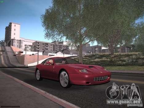 LiberrtySun Graphics ENB v2.0 para GTA San Andreas séptima pantalla