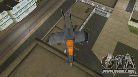 X-304 Gunship para GTA Vice City left