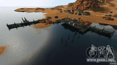 Red Dead Desert 2012 para GTA 4 tercera pantalla