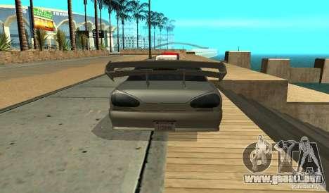 Elegy v1.1 para la visión correcta GTA San Andreas