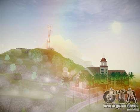 ENBSeries by ibilnaz v 2.0 para GTA San Andreas novena de pantalla