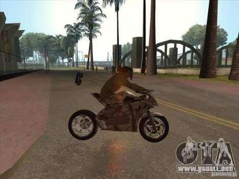 TLaD Double T Custom para visión interna GTA San Andreas