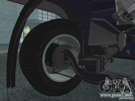 Tablero de instrumentos activos v.3.0 para GTA San Andreas octavo de pantalla