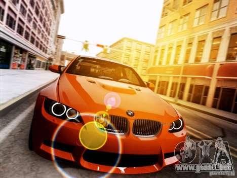 NFS The Run Skins para GTA San Andreas quinta pantalla