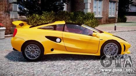 Lamborghini Cala para GTA 4 left