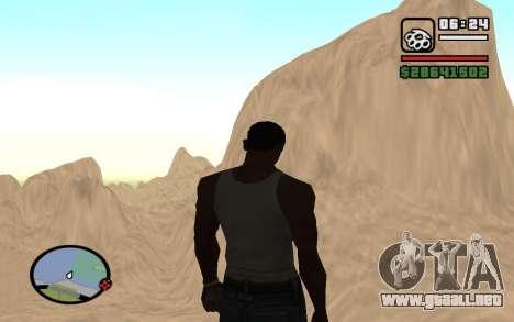 Mountain map para GTA San Andreas tercera pantalla