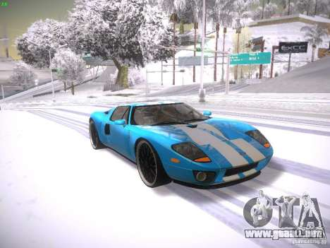 Ford GT para GTA San Andreas