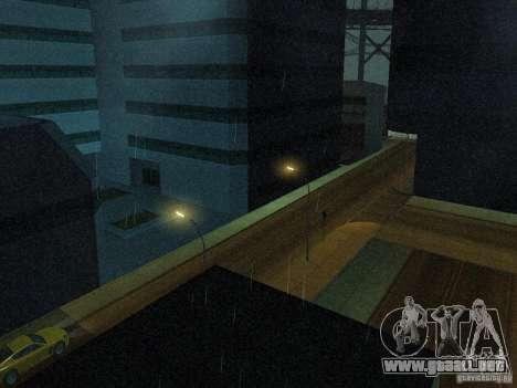 Happy Island 1.0 para GTA San Andreas sucesivamente de pantalla