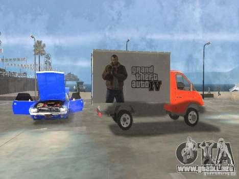 Gacela 33022 para la visión correcta GTA San Andreas