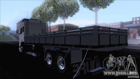 Volvo FH12 2000 para GTA San Andreas left