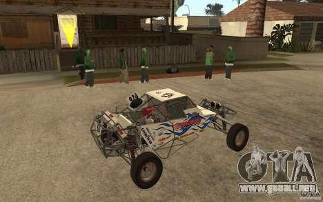 CORR Super Buggy 2 (Hawley) para la visión correcta GTA San Andreas