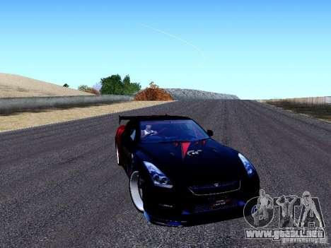 Nissan Skyline R35 Drift Tune para GTA San Andreas