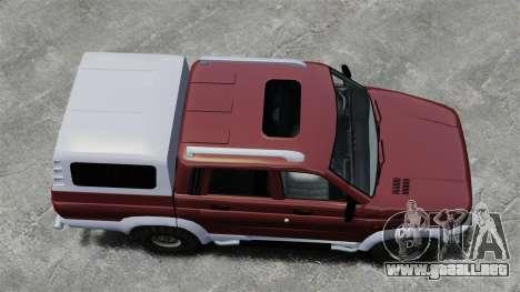 23632-UAZ Patriot para GTA 4