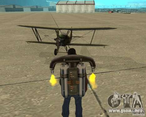 En-2 para visión interna GTA San Andreas