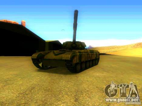 Tanque juego S. T. A. L. k. e. R para GTA San Andreas