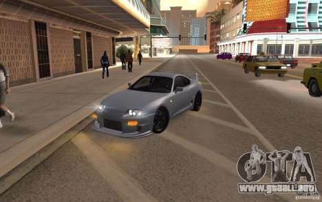 Toyota Supra Mark IV para GTA San Andreas