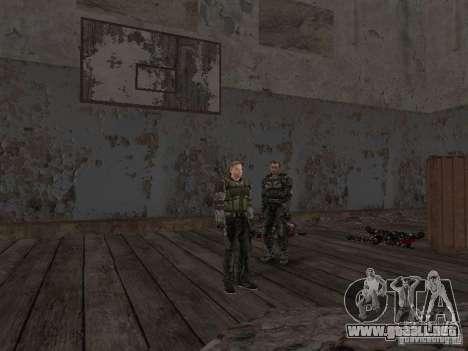DEGTYAREV de Stalker para GTA San Andreas novena de pantalla