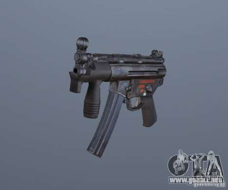 Grims weapon pack3 para GTA San Andreas novena de pantalla
