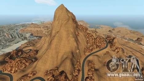 Red Dead Desert 2012 para GTA 4 décima de pantalla