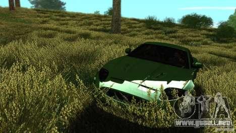 ENBSeries by dyu6 v2.0 para GTA San Andreas segunda pantalla