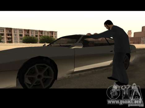 Great Theft Car V1.1 para GTA San Andreas quinta pantalla