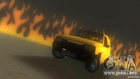 SeAZ Pickup para GTA Vice City visión correcta