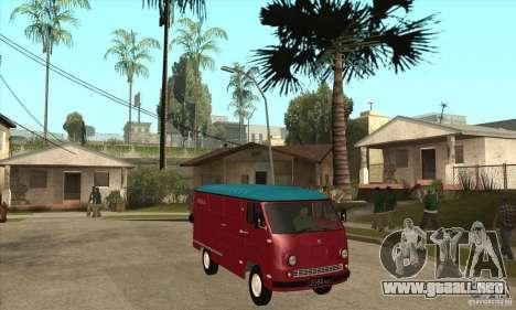 762 YERAZ en para visión interna GTA San Andreas