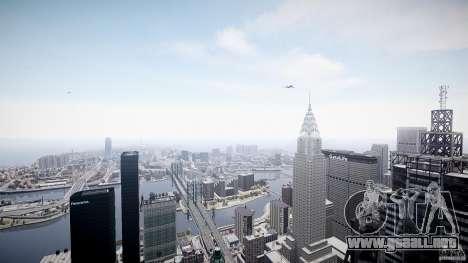 Realistic ENBSeries By batter para GTA 4 quinta pantalla