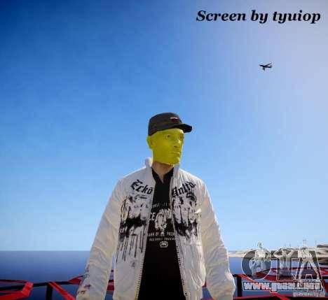 Niko The Mask para GTA 4