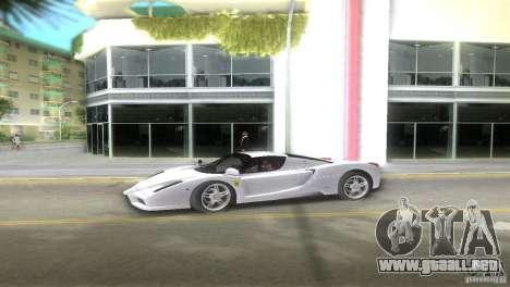 Ferrari Enzo para GTA Vice City left