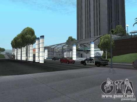 Dorothy Doherty Plaza Nueva para GTA San Andreas