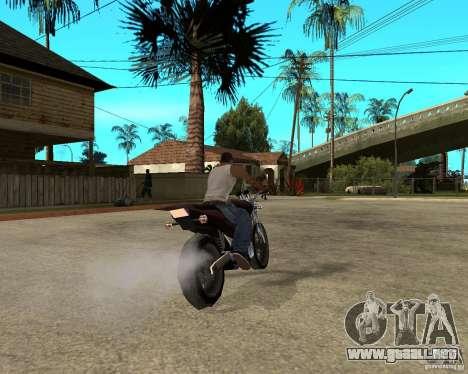 BF 980 para GTA San Andreas