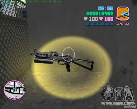 PP-19 Bizon para GTA Vice City