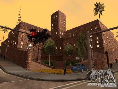 Nuevo hospital de texturas en Los Santos para GTA San Andreas