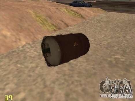 Bo4ka para GTA San Andreas sucesivamente de pantalla