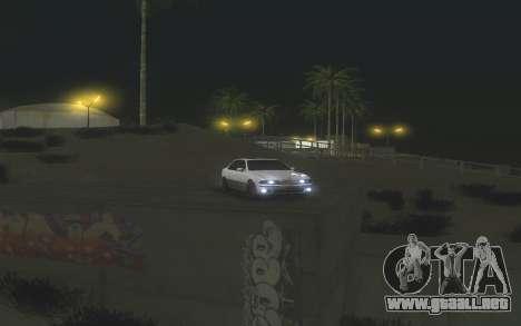ENB v3.0 by Tinrion para GTA San Andreas tercera pantalla