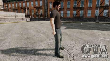 Sam Fisher v3 para GTA 4 segundos de pantalla