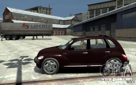 Chrysler PT Cruiser para GTA 4 left