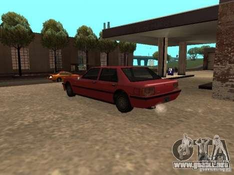 Vincent estándar para la visión correcta GTA San Andreas